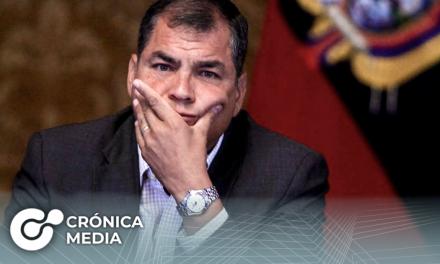 Expresidente Rafael Correa es sentenciado a 8 años de cárcel