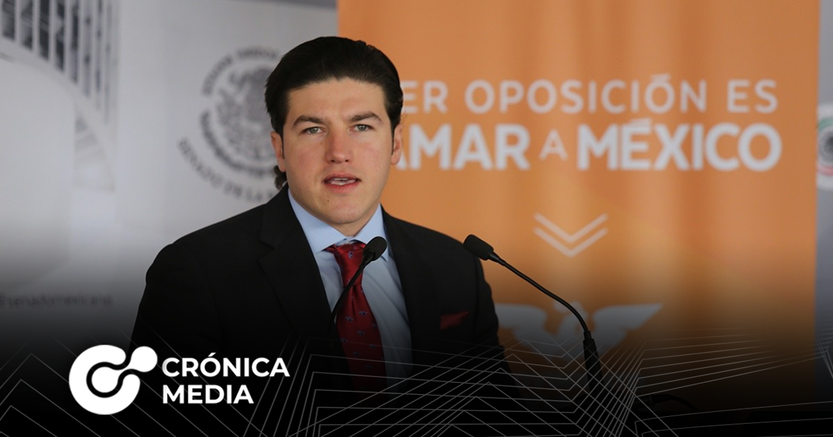 Dirigente nacional de MC aseguró que Samuel García tiene méritos para gobernatura de NL