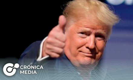 Donald Trump es nominado al Premio Nobel de la Paz 2021
