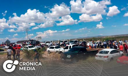 En Chihuahua agricultores se enfrentan con la Guardia Nacional