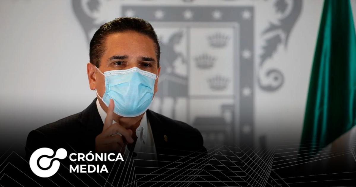 El gobernador de Michoacán dio positivo por Covid-19