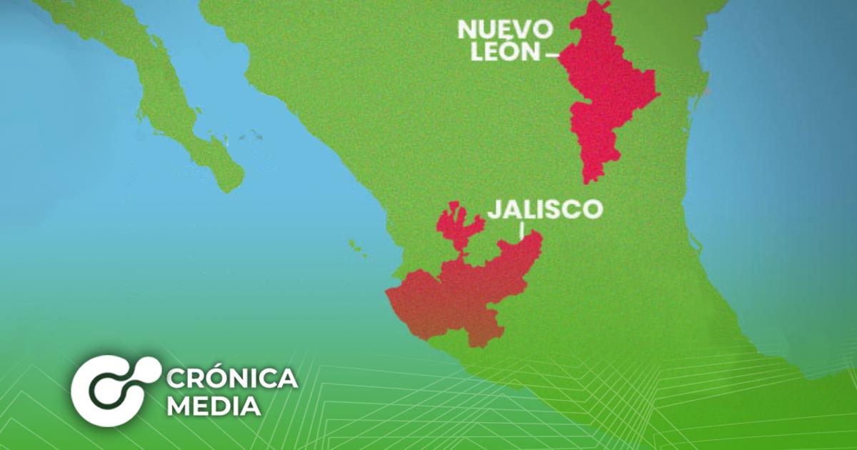 Nuevo León y Jalisco líderes en recuperación laboral en el país
