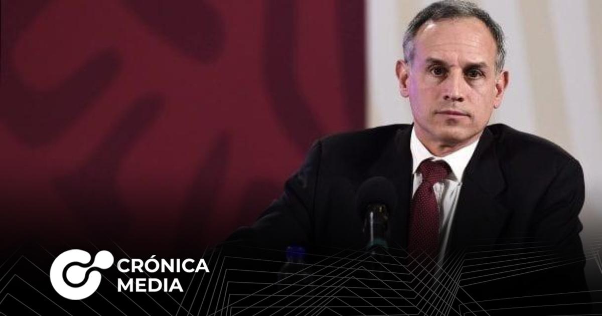 López-Gatell comparecerá en el Senado