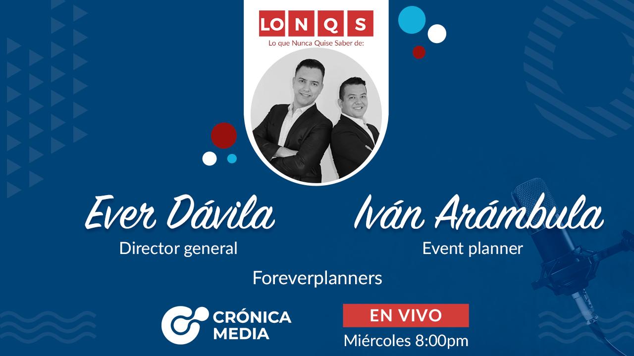 LONQS | Ever Dávila e Ivan Arámbula