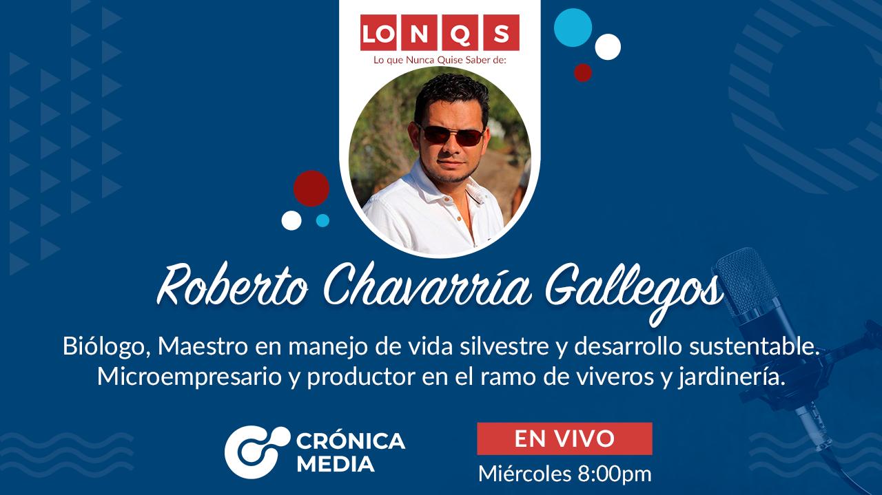 LONQS | Roberto Chavarría