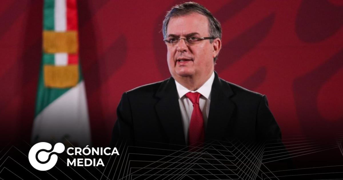 Marcelo Ebrard: Vacunas contra Covid-19 llegarán a México