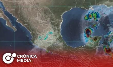Emiten alerta roja en Quintana Roo por huracán Delta