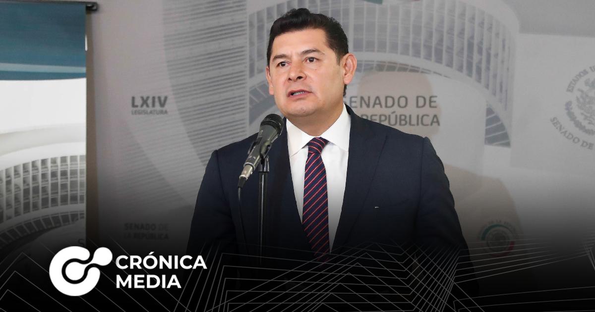 El senador de Morena Alejandro Armenta da positivo por Covid-19