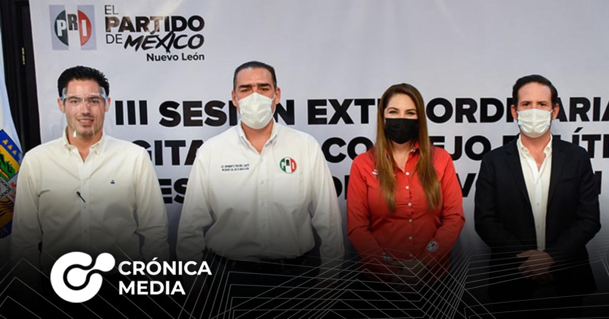 Convención de delegados elegirá candidatos del PRI en Nuevo León