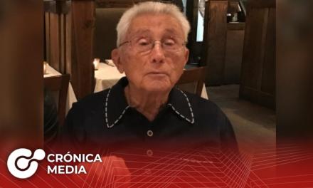 Fallece Rodolfo Junco, ex dueño de El Norte