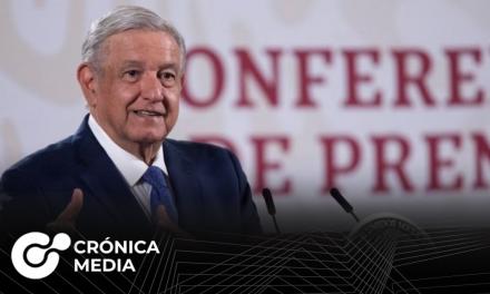 AMLO: Fue decisión del INE negar registro a México Libre