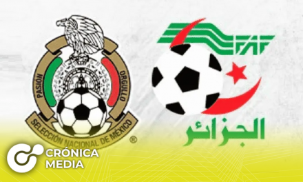 Posible nueva alineación para México Vs. Argelia