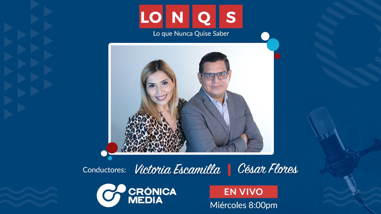 LONQS | Victoria Escamilla y Cesar Flores