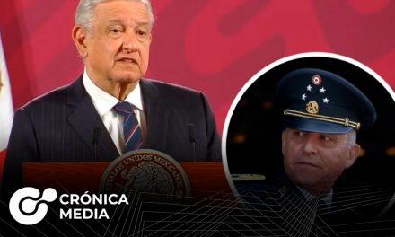 AMLO: En México no hay investigación contra Cienfuegos