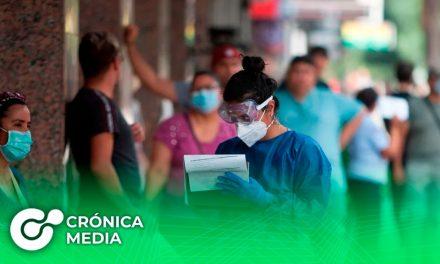Más de 75 mil contagios de Covid-19 en Nuevo León