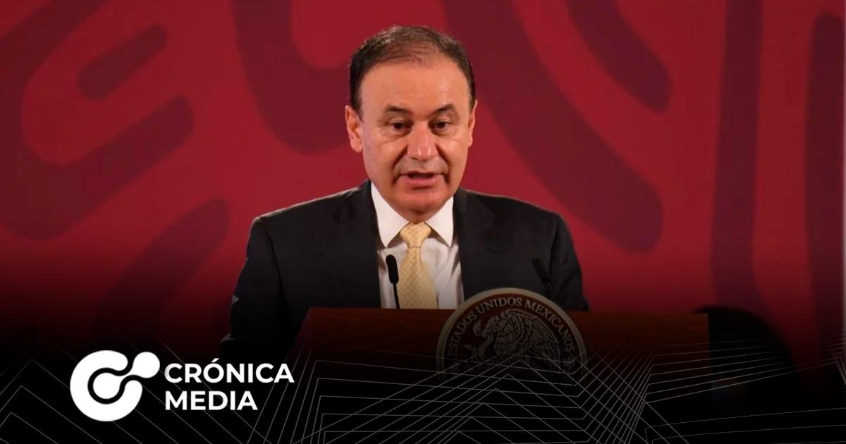 Durazo renuncia a SSPC por gubernatura de Sonora