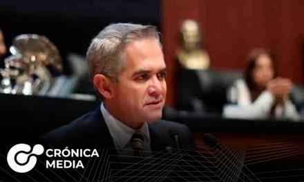 Contraloría inhabilita a Miguel Ángel Mancera