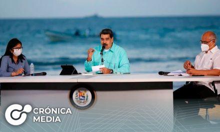 Maduro: Venezuela consiguió medicina que anula 100% el coronavirus