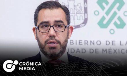 Interpol emite alerta roja contra exsecretario de seguridad de CDMX
