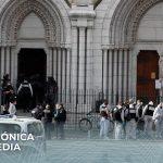 Fallecen 3 personas en atentado terrorista en Francia