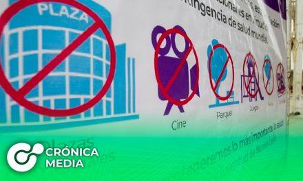 Nuevas restricciones en Nuevo León por Covid-19