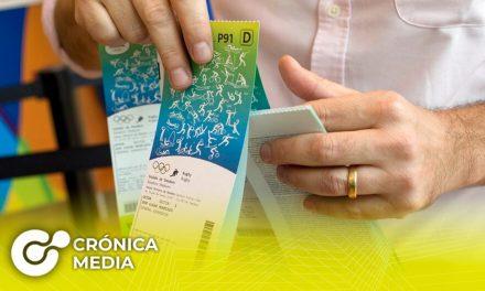 Reembolsarán boletos de los Juegos Olímpicos