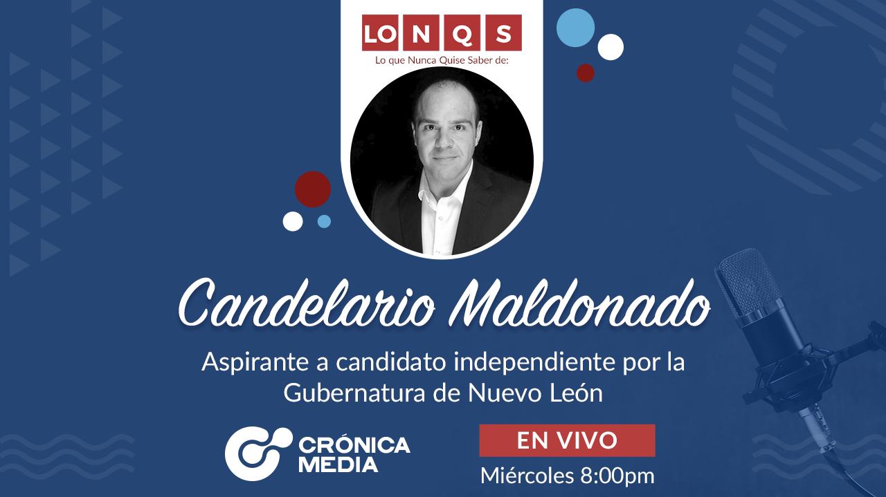 LONQS | Candelario Maldonado