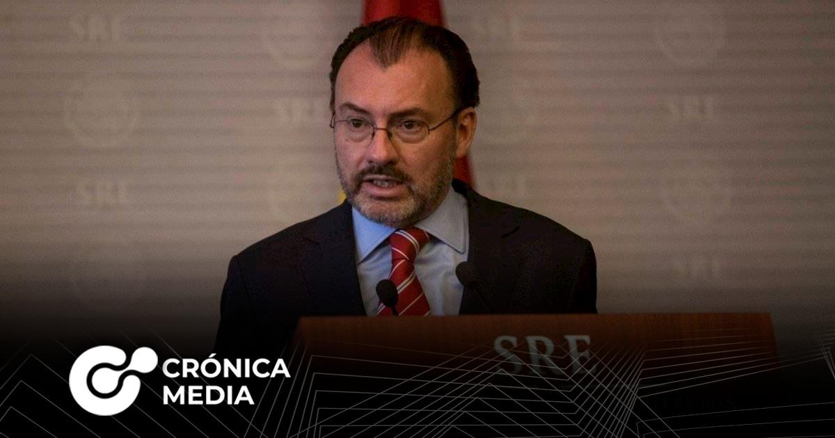 """Videgaray acusado por """"traición a la patria"""""""