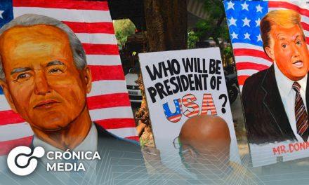 ¿Cuándo anunciarán al nuevo Presidente de Estados Unidos?