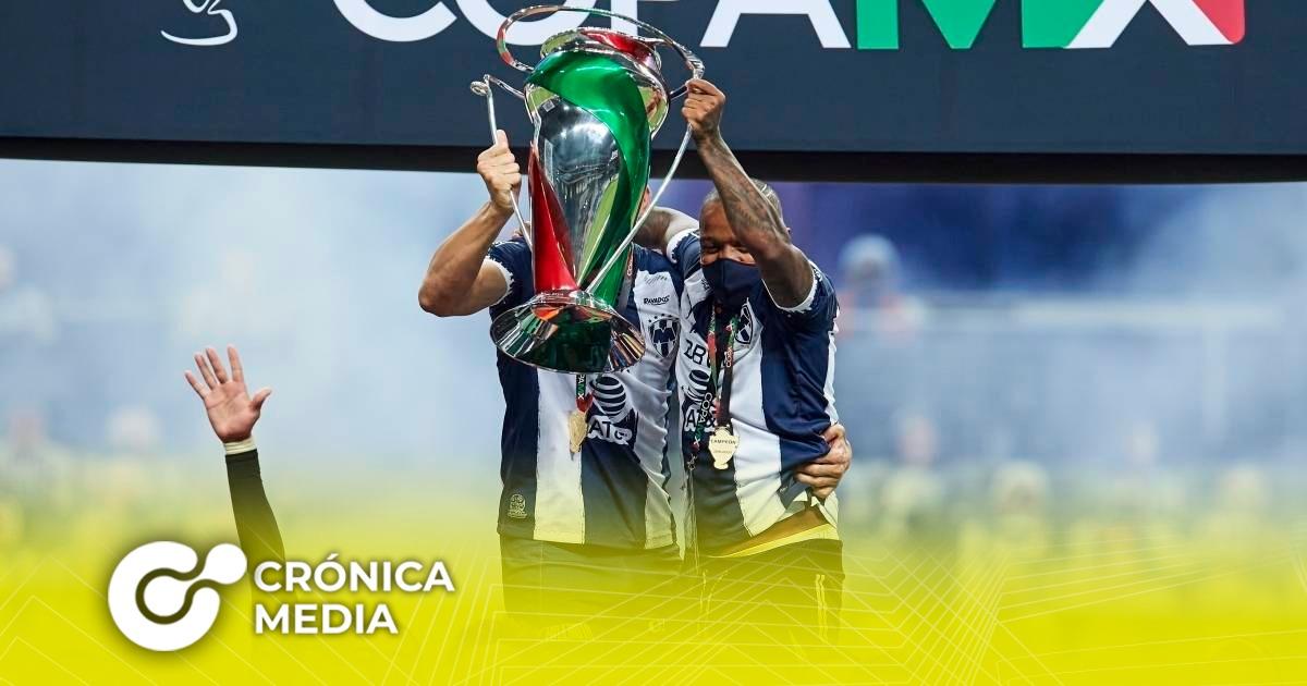 Rayados campeón de Copa MX y logra un triplete