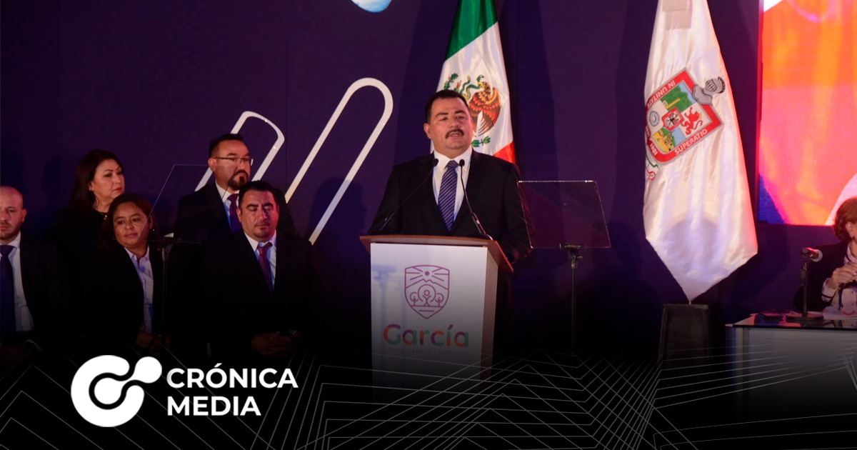 Carlos Guevara va por la reelección de García en Nuevo León