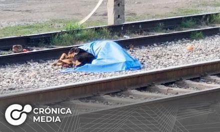 Un hombre fue arrollado por un tren en Nuevo León
