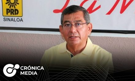Murió líder de PRD en Sinaloa por Covid-19