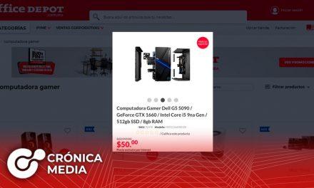Viralizan oferta del Buen Fin de computadora a 50 pesos