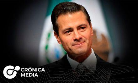 FGR acusa a Peña Nieto de traición a la patria