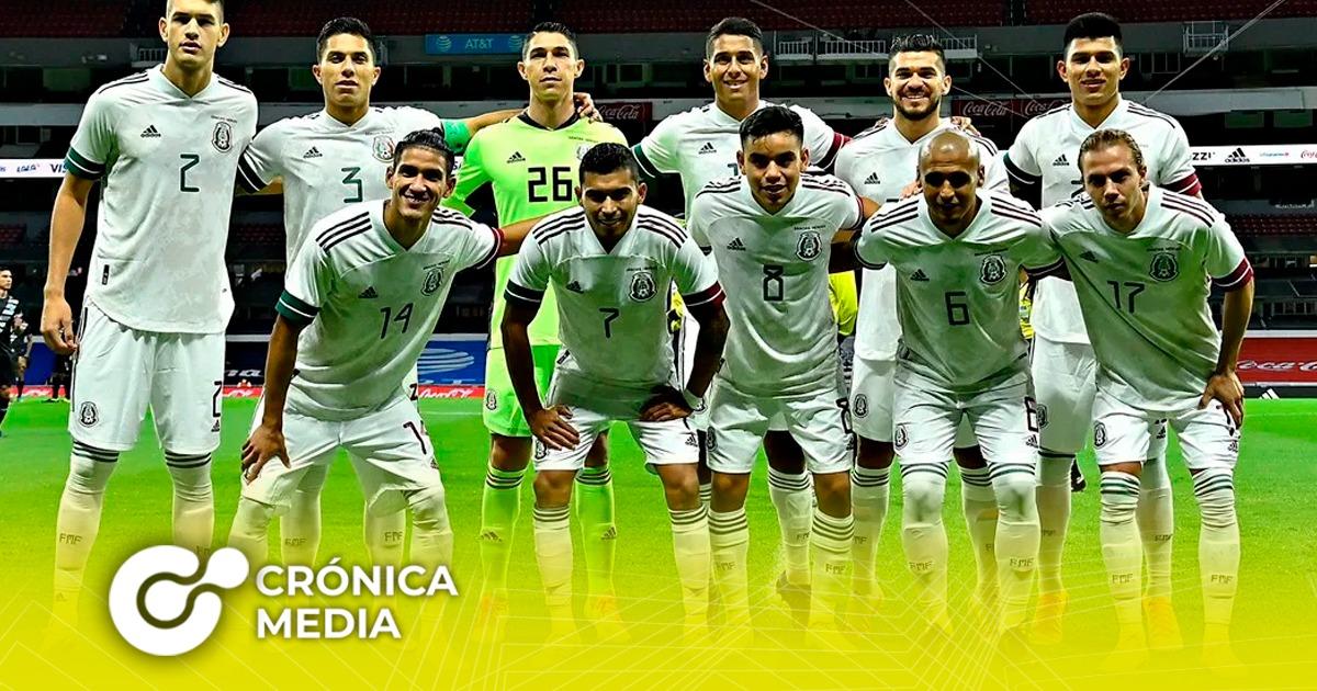 Mañana juega México su penúltimo partido 2020 de la FIFA