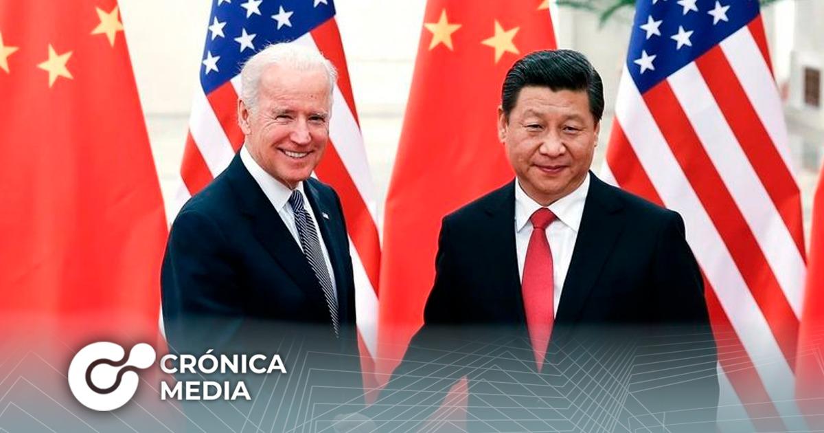 China felicita a Biden por triunfo en elección presidencial en EUA