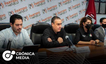 PRI de Nuevo León presenta Plataforma Electoral