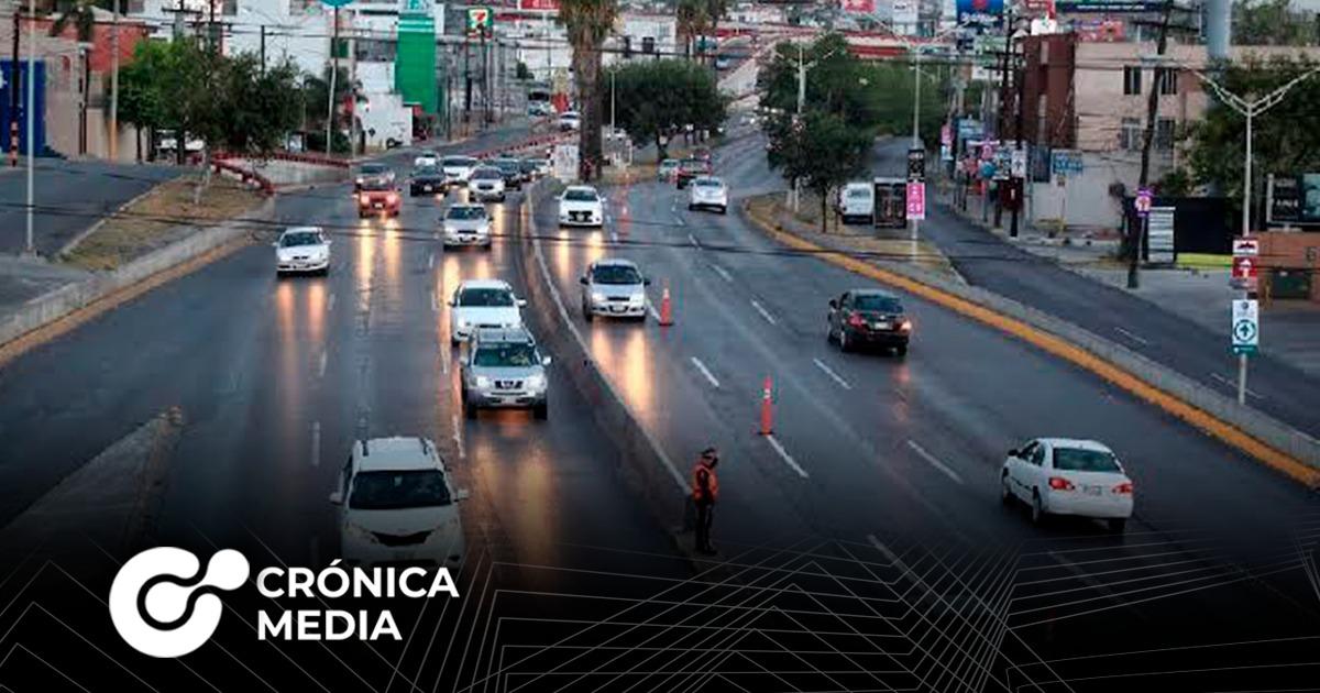 Volverá el contraflujo matutino en Leones, Monterrey