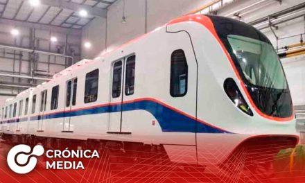 Vagones de Línea 3 del Metro de NL ya se encuentran en México