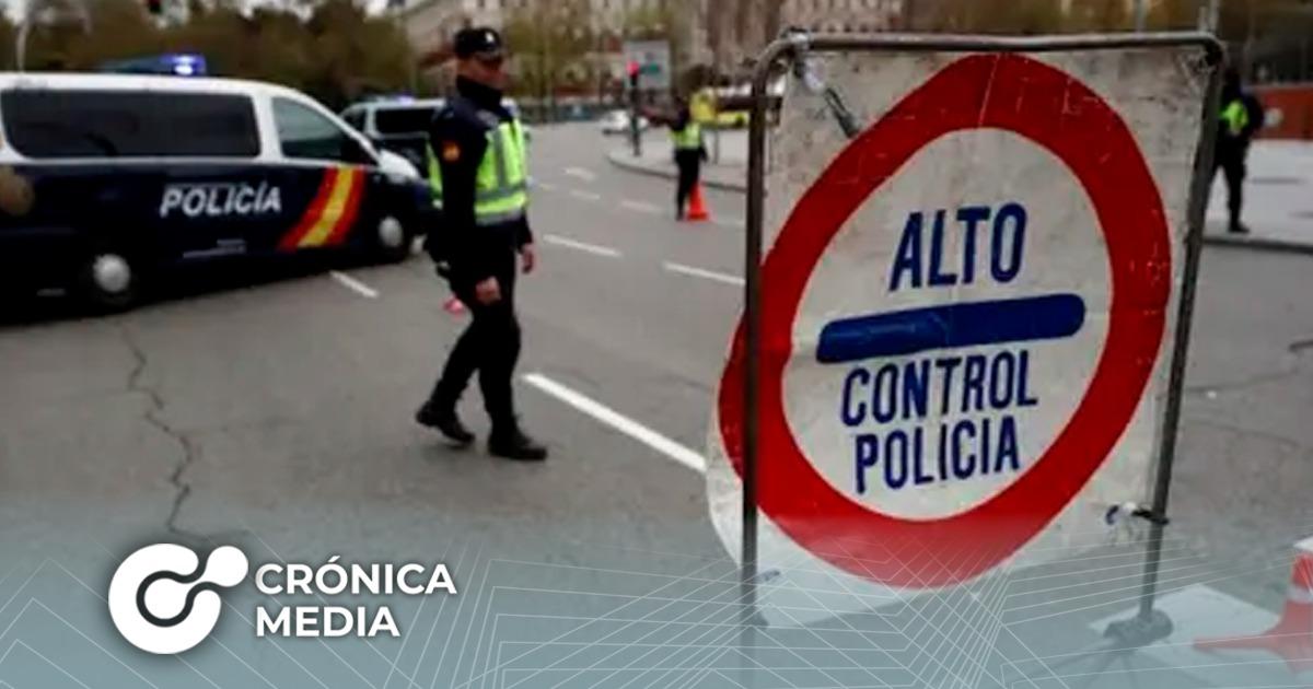 Madrid cerrará fronteras en diciembre