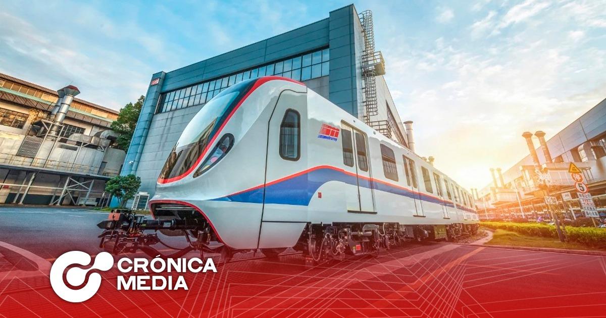 Vagones chinos llegarán antes de lo esperado a Metrorrey