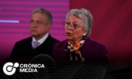 Olga Sánchez: Causas de feminicidio no son las de homicidio