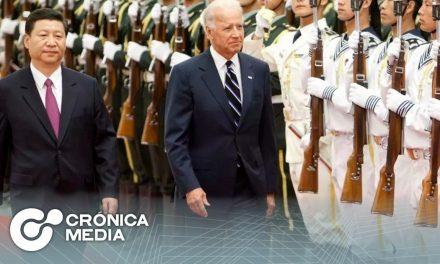 Presidente de China felicita a Joe Biden