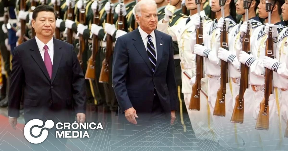 Presidente de China felicita a Joe Biden