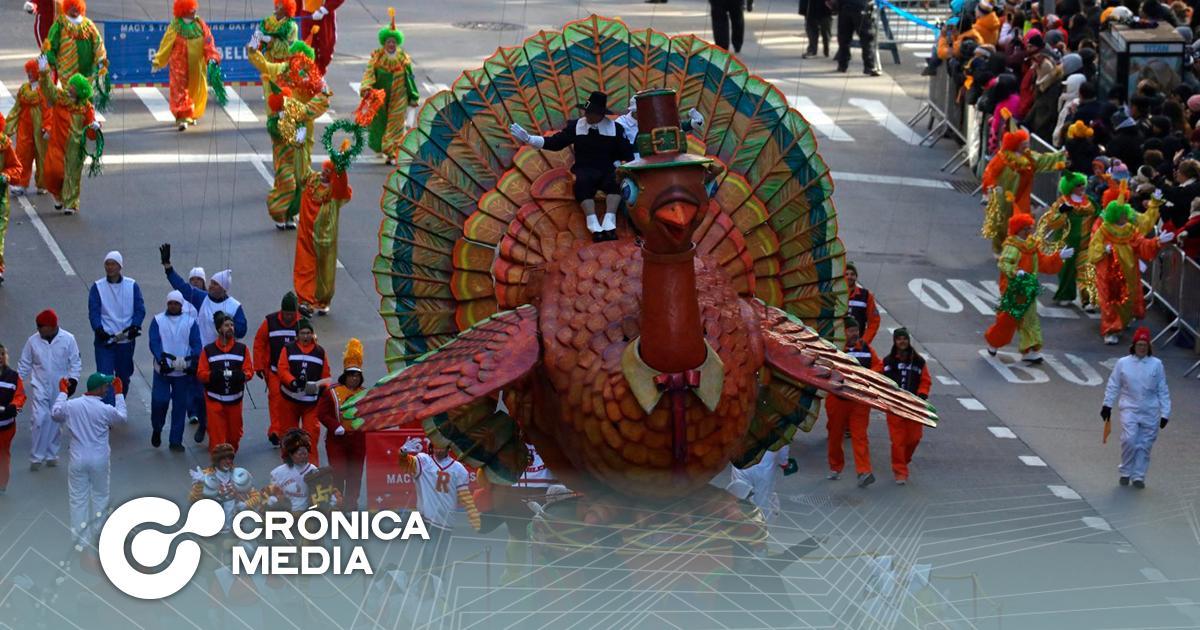 EE.UU. celebra Día de Acción de Gracias