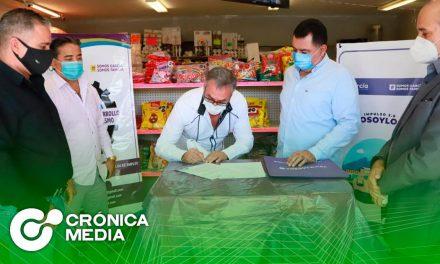 García en NL promueve el comercio local