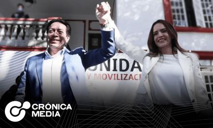 Morena designa a Clara Luz Flores como precandidata única a la gubernatura de Nuevo León