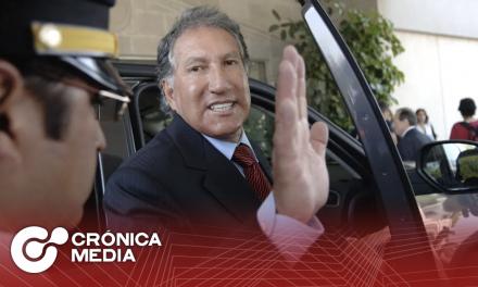 Arturo Montiel niega agresión contra César D'Alessio