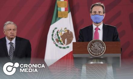 AMLO anunció que Esteban Moctezuma como próximo embajador de México en los EEUU